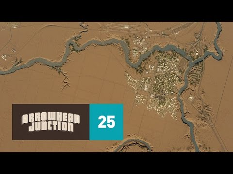 Cities Skylines: Arrowhead Junction - Part 25 - Infrastructu