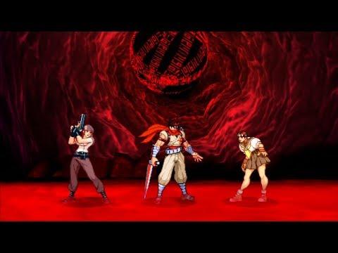 Marvel VS Capcom 2 - Jill/Strider Hiryu/Sakura - Expert Difficulty Playthrough