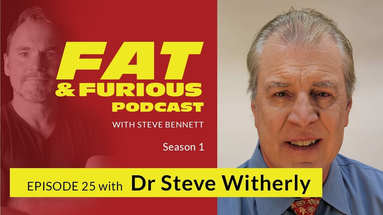 Fat &Why Humans Like Junk Food | Dr Steven Witherly | Episode 25