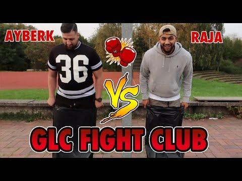 GLC FIGHT CLUB l AYBERK VS. RAJA !!