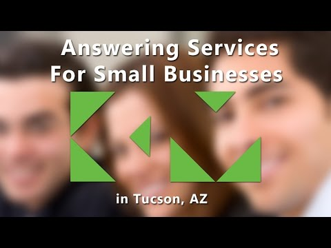 Answering Services For Small Businesses Tucson AZ