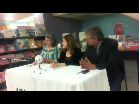 Death at SeaWorld Panel Discussion: Author David Kirby, Dr Naomi Rose and Dr Lori Marino