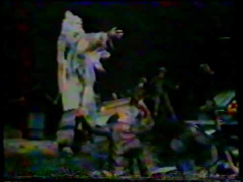 Cats London The Jellicle Ball 1981 2 Youtube