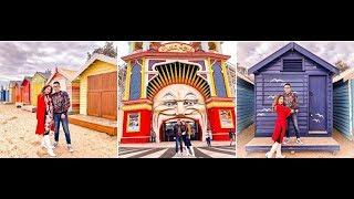 Brighton Bathing Boxes, Luna Park, Best Food in Melbourne : Zab Thai I Australia Trip I #TRAVELVLOG3