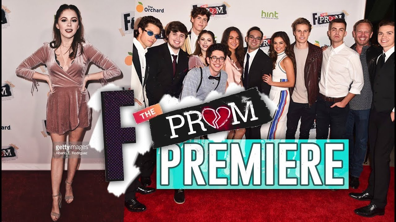 f & the prom online movei