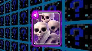 Galactic Lucky Blocks | Ejército de Esqueletos Clash Royale | Desafío de la Suerte Especial - #214