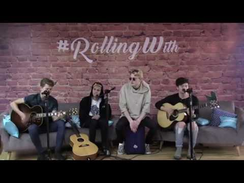 #RollingWith | 'Beliya' feat. The Vamps | Live at Twitter Blue Room