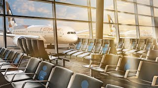 Transforming the Airport Experience | Etihad Airways