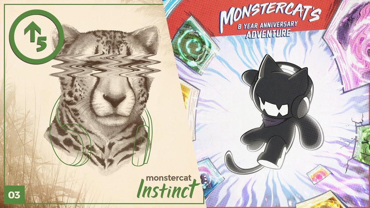 Top Five // Monstercat Instinct, Vol  3 and 8 Year Anniversary