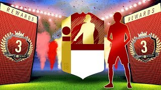 3RD IN THE WORLD!!! 40-0 FUT CHAMPS REWARDS!!! FIFA 18 Ultimate Team