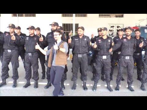DJ KANTIK PAKISTAN VISIT (GOVERMENT SSU) Hükümet SSU Konuğu