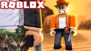 *EPIC NEW* COWBOYS VS SHERIFFS IN ROBLOX! (Roblox Wild Revolvers)