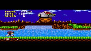 Shadow the Hedgehog - Green Hill Zone Act 3 - Vizzed.com GamePlay (rom hack) - User video