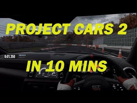 Project Cars 2 in 10 mins ITA (ENGSUB)