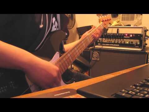 Rush - Caravan Bass Cover