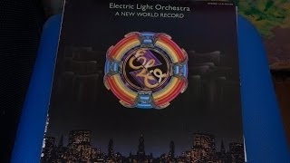 LLS-80738 ELO Electric Light Orchestra A New World Record LP エレク...