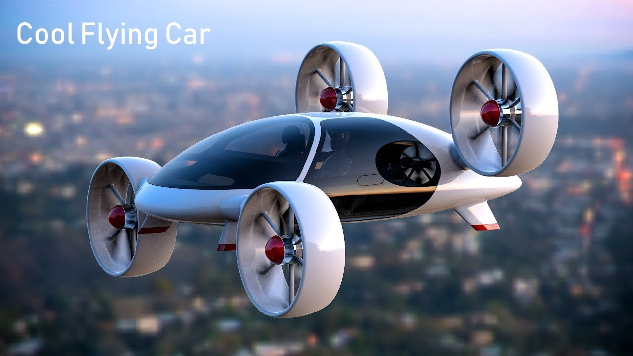 5 Amazing Flying Cars You Must See What Rule The World In Future Youtube