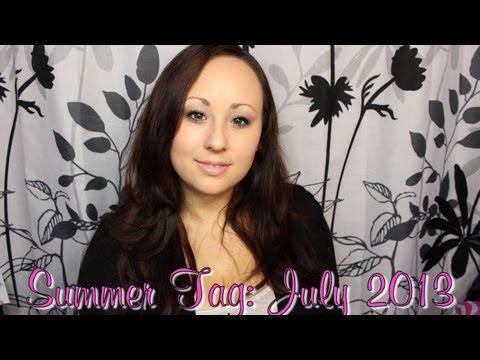 Summer Tag: July 2013