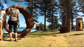 Sculptures by the Sea  Cottesloe WA AUSTRALIA