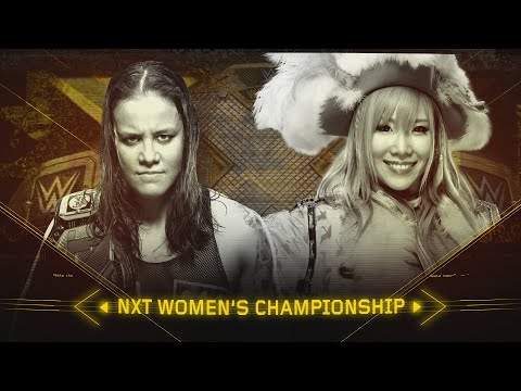 Shayna Baszler And Kairi Sane To Clash At TakeOver: Brooklyn IV