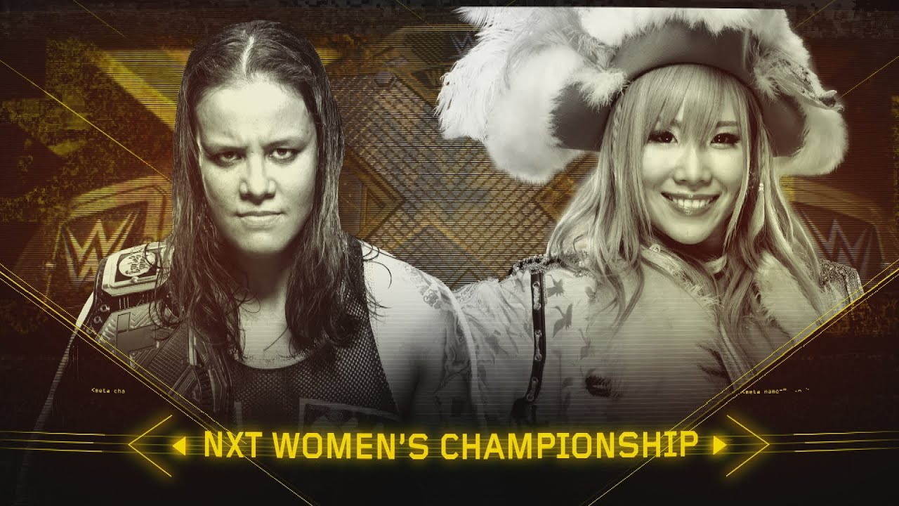 Download Shayna Baszler and Kairi Sane to clash at TakeOver: Brooklyn IV