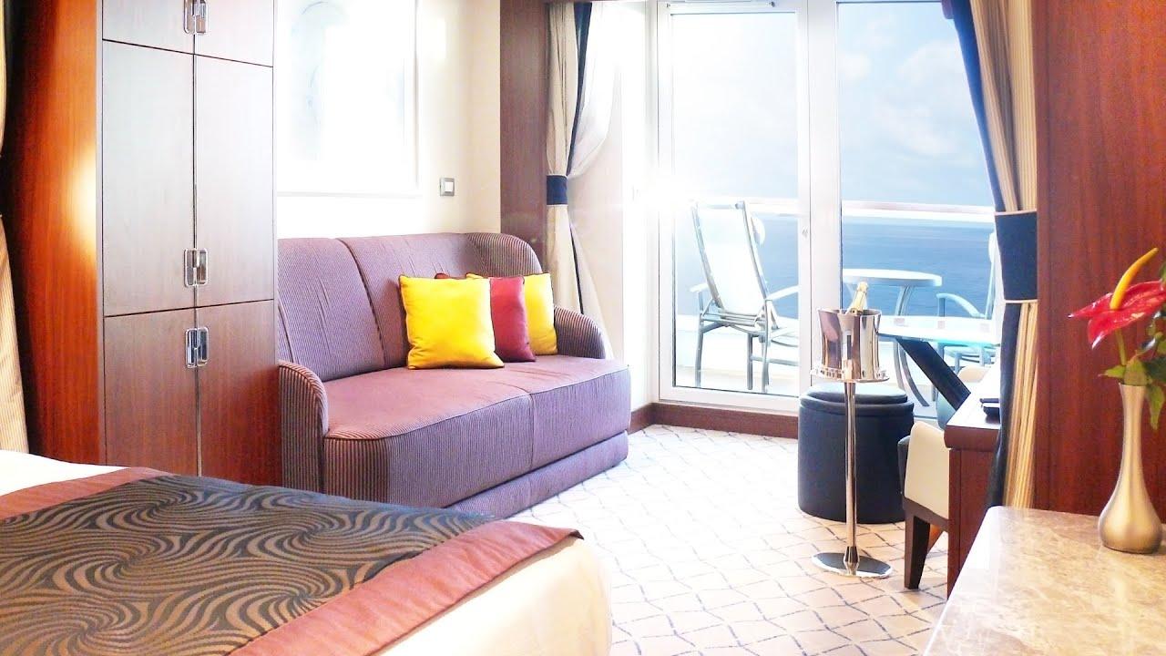 Seabourn Encore Veranda Suite Cruiseoyster
