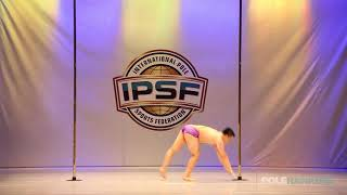 Naoto Araya - IPSF World Pole Championships 2018
