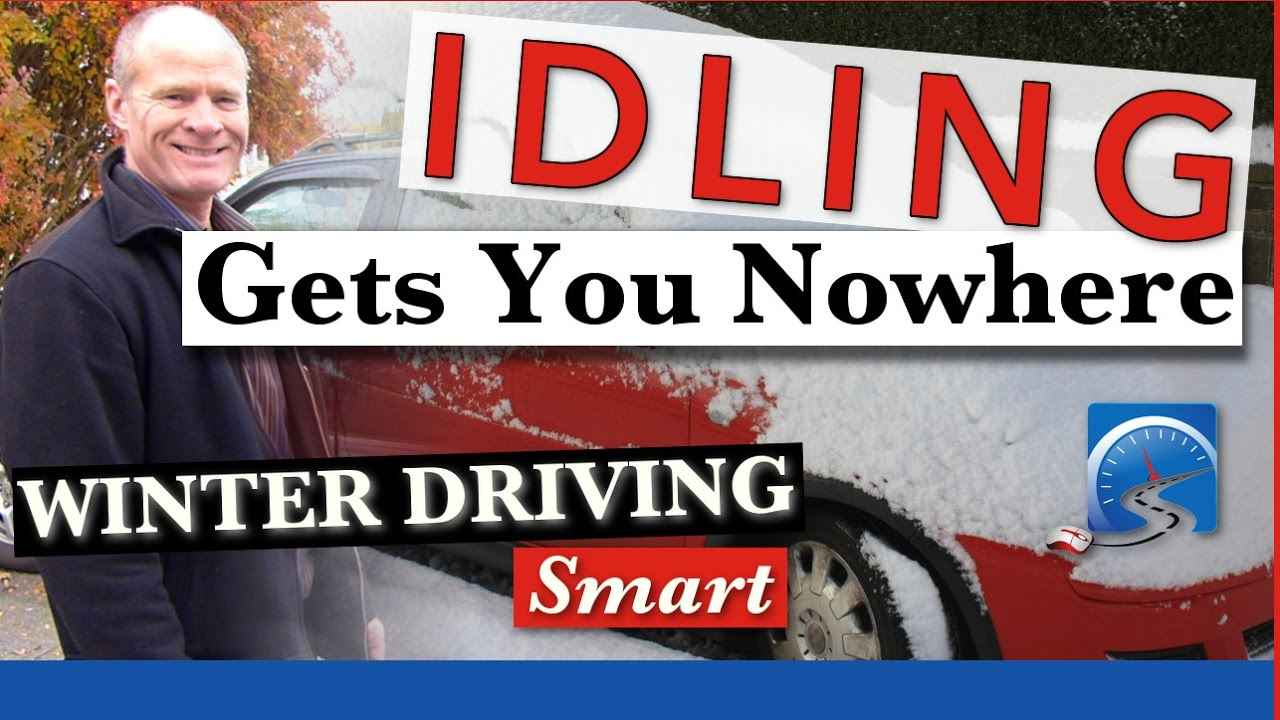 Idling your car in winter can cost you, here's how