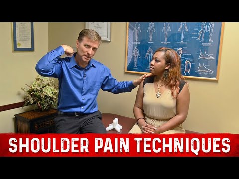 Shoulder Pain Techniques REVEALED!