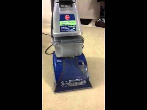 Hoover Steamvac Carpet Cleaner *Broken*