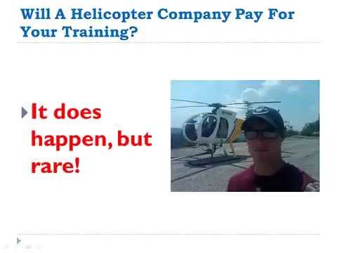 Cost To Become A Commercial Helicopter Pilot Online Ground School