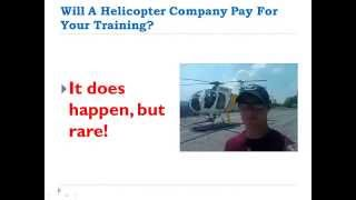 Cost To Become A Commercial Helicopter Pilot From Online Ground School