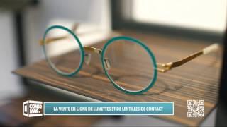 La vente en ligne de lunettes et de lentilles de contact