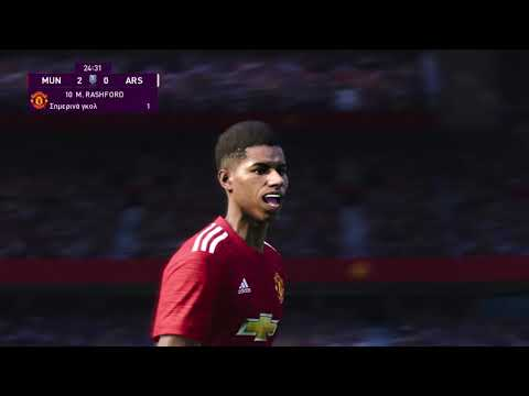 eFootball PES 2021 SEASON UPDATE  Manchester United and Arsenal |