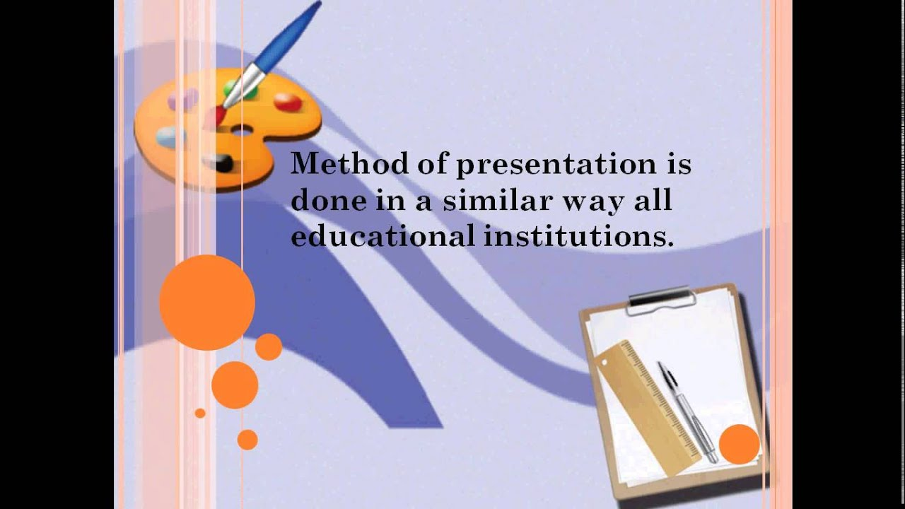 free education powerpoint template download for school or college, Modern powerpoint