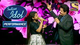 Udit जी ने Arunita को किया Stage पे Join! | Indian Idol Season 12