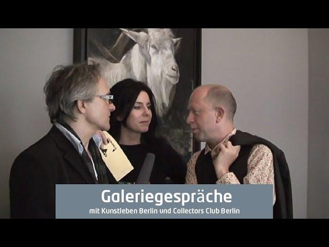 Galeriegespräche - Trailer