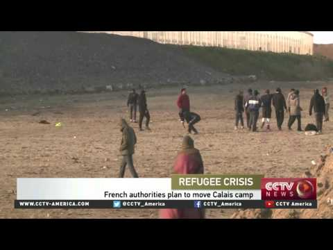 France to clear 'The Jungle' migrant camp