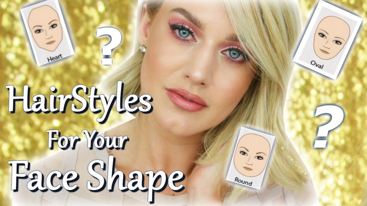 Hair Cut Color For Your Face Shape Skin Tone Youtube