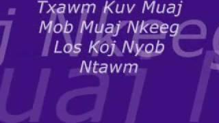 Zinc - Tseem Nco (LYRICS)
