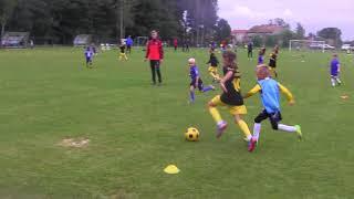 CZ4-FC Kudełek z Nadusią  na Turnieju OZPN w Brzeźniku  z AMP - III Mecz AMP vs KS Talent II