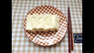 [두부로]일반두부(대두분말이용_영문)/[Tofu] No…