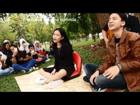 Berawal Dari Tatap - Yura Yunita cover by Hanggini