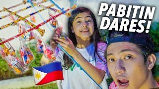 PABITIN DARES!! (Pinoy Party Game) | Ranz and Niana