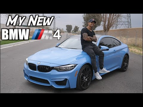 my new 2018 bmw m4 competition package walk around. Black Bedroom Furniture Sets. Home Design Ideas