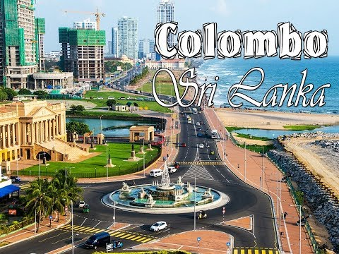 Colombo City Tour - Kukka Travel Videos