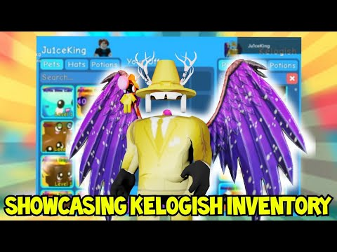Showcasing an AMAZING Inventory (Kelogish) | SHINY SECRETS, MYTHIC SECRETS, AND SO MUCH MORE!
