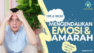 #21 Hidup Bahagia: Tips & Tricks Bagaimana Mengendalikan Emosi & Amarah (Terutama di Kantor)