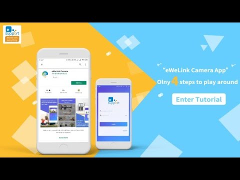 eWeLink Camera App-Turn your old phone into an IP camera Tutorial