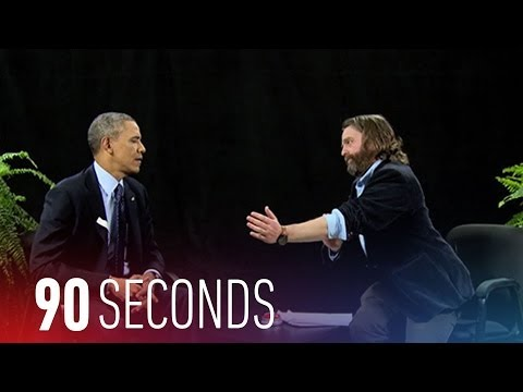 Obama and Zach Galifianakis actually boost healthcare.gov traffic: 90 Seconds on The Verge